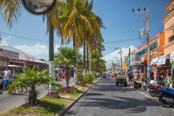 Playa Norte Isla Mujeres Town