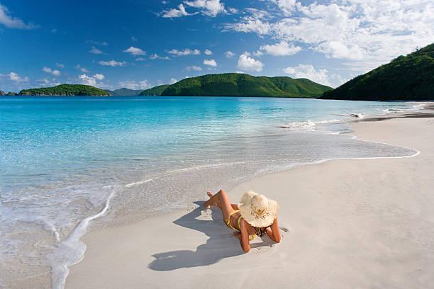 St. John, Virgin Islands, Caribbean.