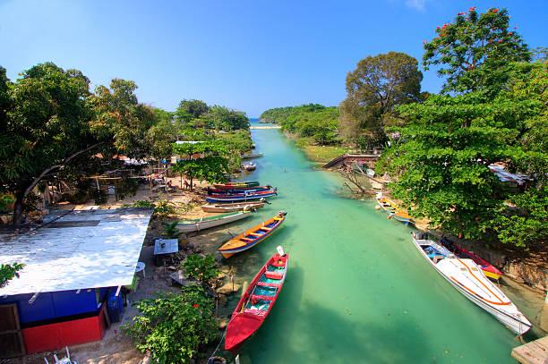 White River , Jamaica