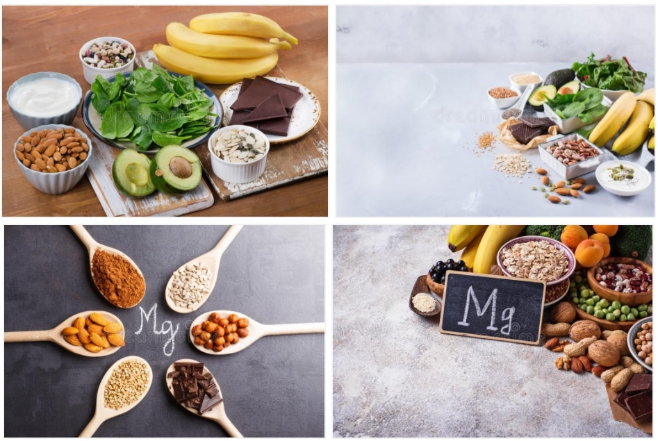 Food Contains High Amount of Magnesium