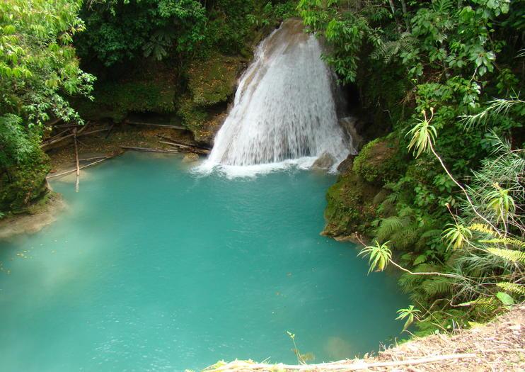 Konoko Falls, Jamaica