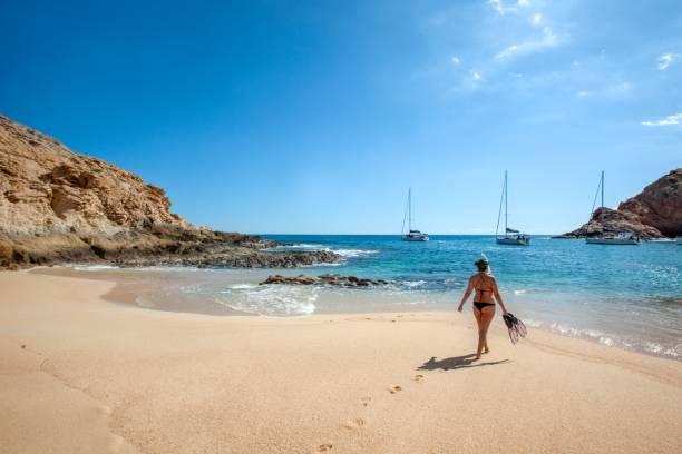 Santa Maria Bay, near Los Cabos and San Jose del Cabo