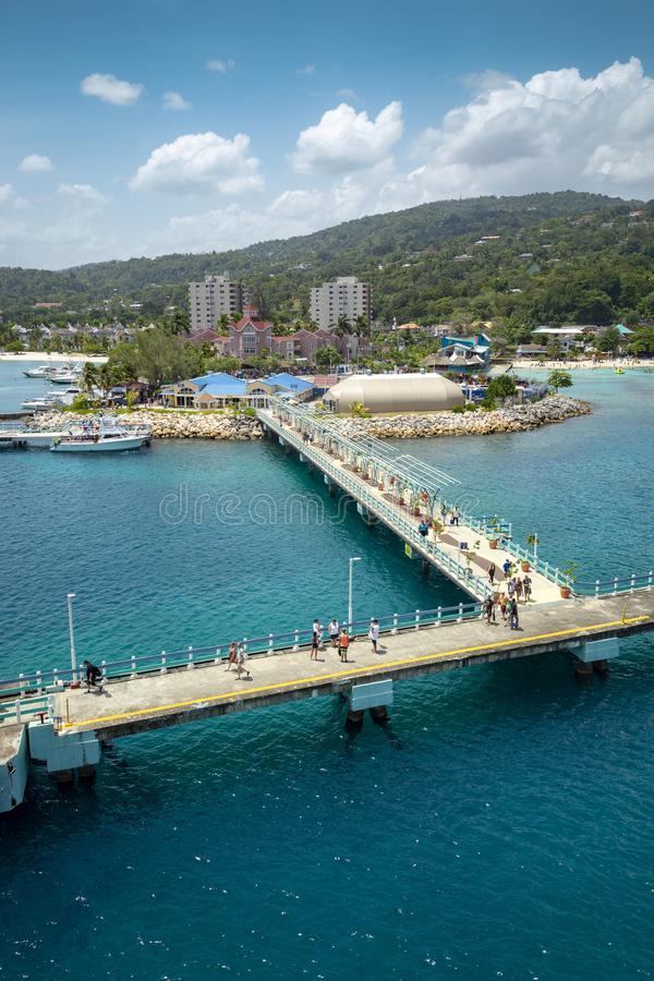 port in ocho rios, Jamaica