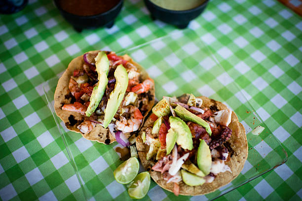 local Mexican traditional foods