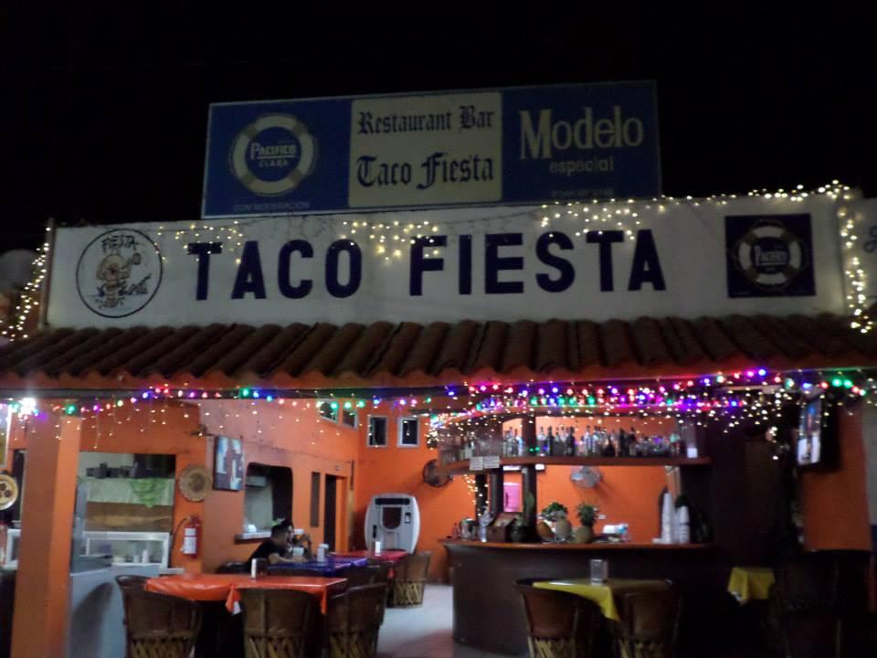 taco fiesta restaurant , los cabos mexico