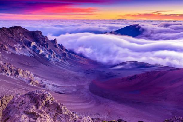 Haleakala National Park on  Maui