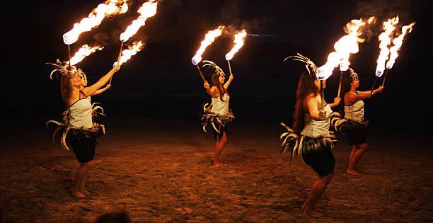 Traditional Hawaiian Dance