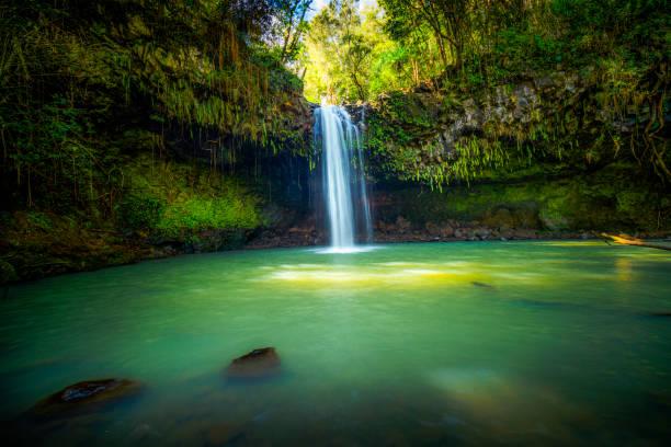 Upper Twin Falls in Haiku-Pauwela Maui