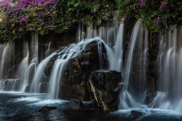 Waterfall at Grand Wailea, Maui, Hawaii